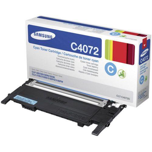 Samsung CLT C4072S Cyan Toner 1K