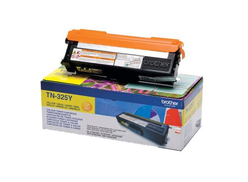 Brother TN325Y Yellow Toner 3.5K