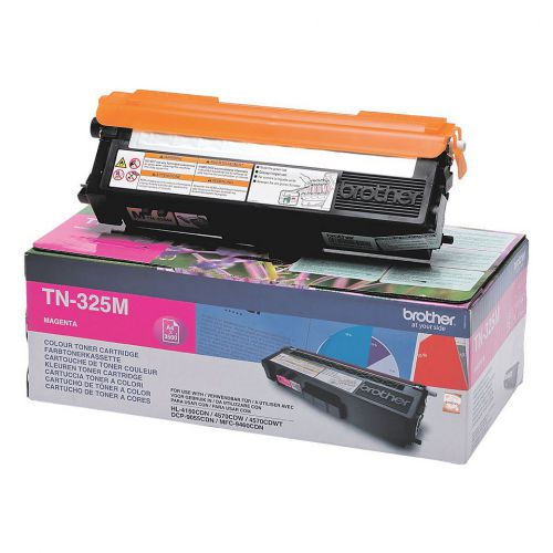 Brother TN325M Magenta Toner 3.5K