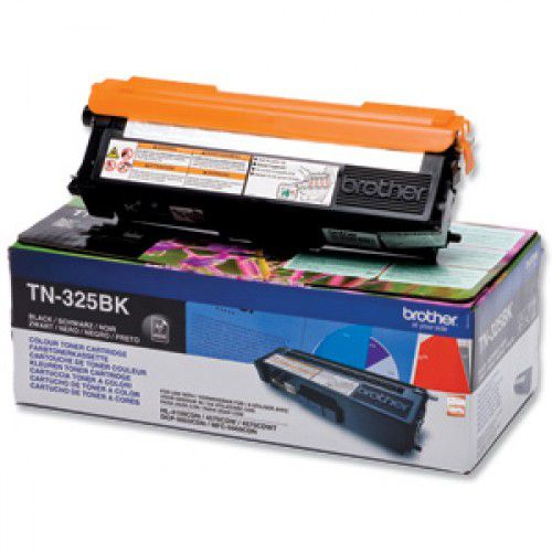 Brother TN325BK Black Toner 4K