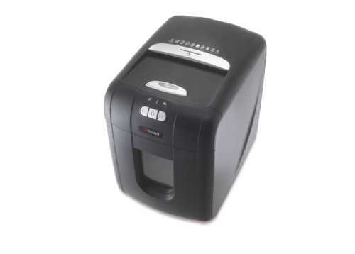 Rexel AutoPlus 130X Shredder Cross Cut P-3 Ref 2102559A [REDEMPTION]
