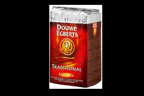 Douwe Egberts Traditional Freshbrew 1Kg