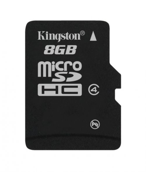 Image for Kingston 8GB Microsdhc Class 4 Wo Adapter