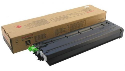 Sharp MX50GTBA Black Toner 36K