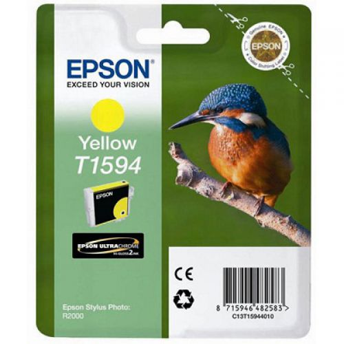 Epson C13T15944010 T1594 Yellow Ink 17ml