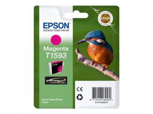 Epson C13T15934010 T1593 Magenta Ink 17ml