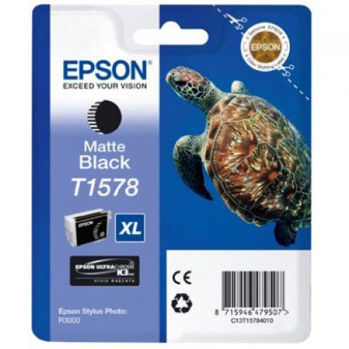Epson C13T15784010 T15778 Matte Black Ink 26ml