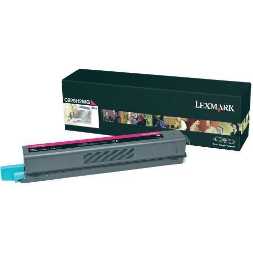 Lexmark C925H2MG Magenta Toner 7.5K