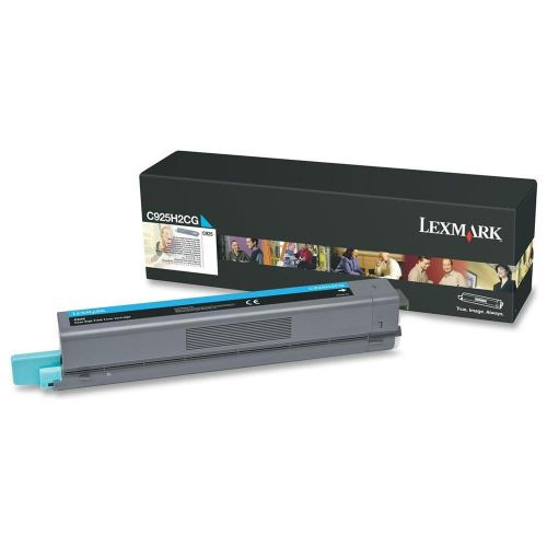 Lexmark C925H2CG Cyan Toner 7.5K