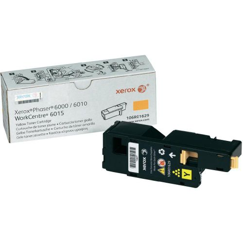 Xerox 106R01629 Yellow Toner 1K