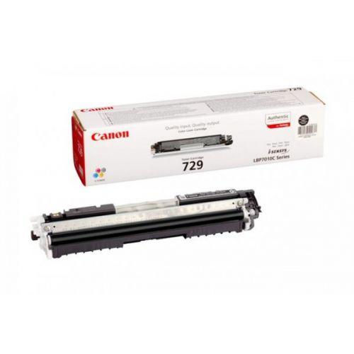 Canon 4370B002 729 Black Toner 1.2K