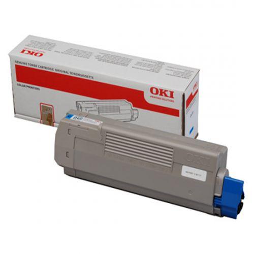 OKI 44059167 Cyan Toner 7.3K