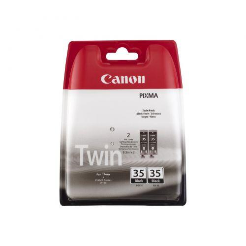 Canon 1509B012 PGI35 Black Ink 9ml Twinpack