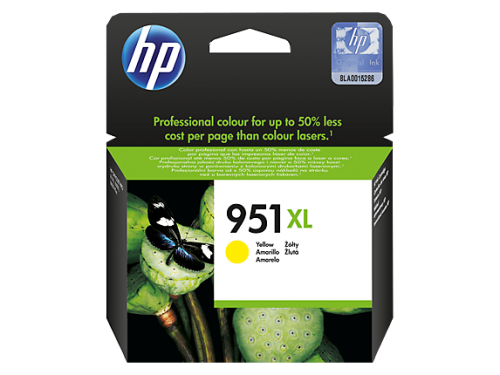 HP CN048A 951XL Yellow Ink 17ml