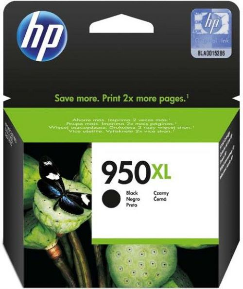 HP CN045A 950XL Black Ink 53ml