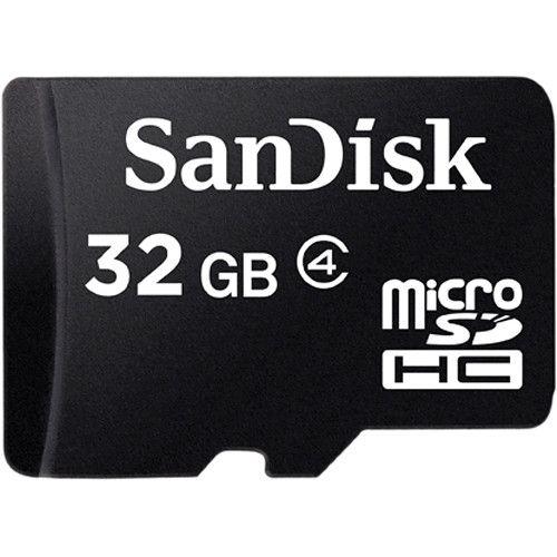 Sandisk 32GB MicroSDHC Class 4