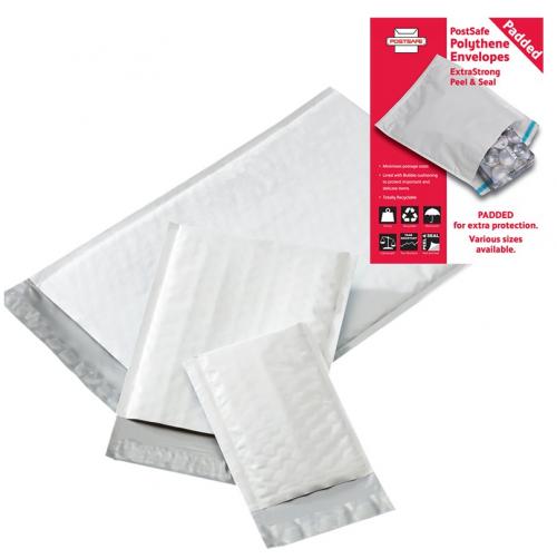 Padded Envelopes 145x195mm (PK200)