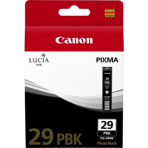 Canon 4869B001 PGI29 Photo Black Ink 36ml