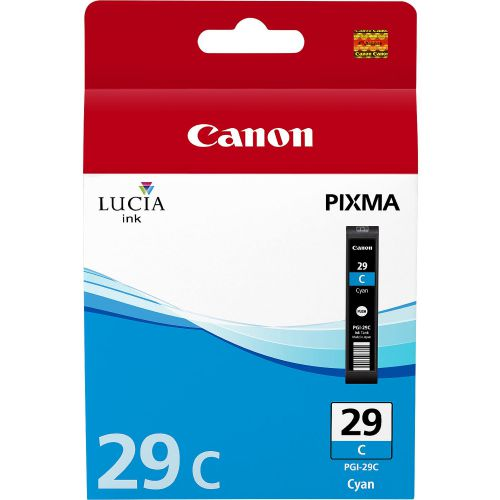 Canon 4873B001 PGI29 Cyan Ink 36ml