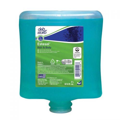 DEB Estesol Hair Body Wash 2 Litre
