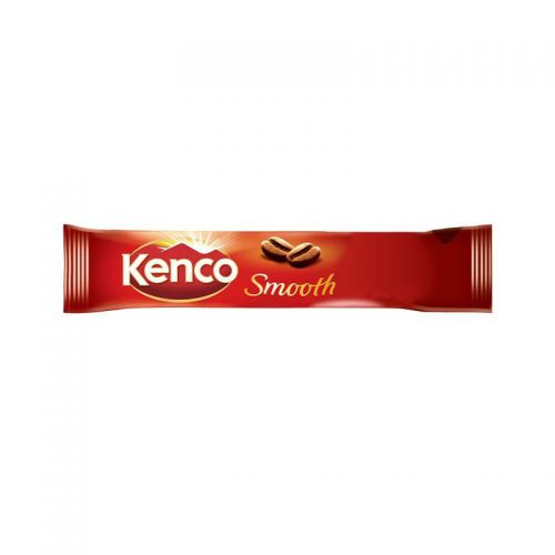 Kenco Coffee Sticks Instant Smooth Ref 65687 [Pack 200]