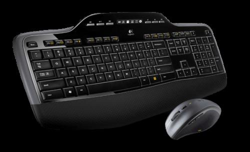 Logitech MK710 RF Wireless QWERTY UK