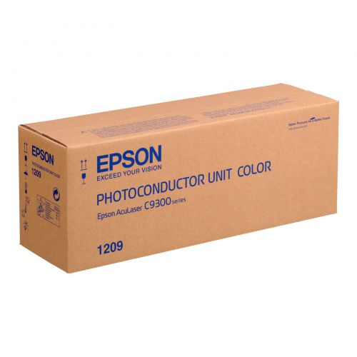 Epson Cyan/Magenta/Yellow Photoconductor Unit C13S051209