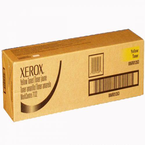 Xerox WC7132/7232 Yellow Toner