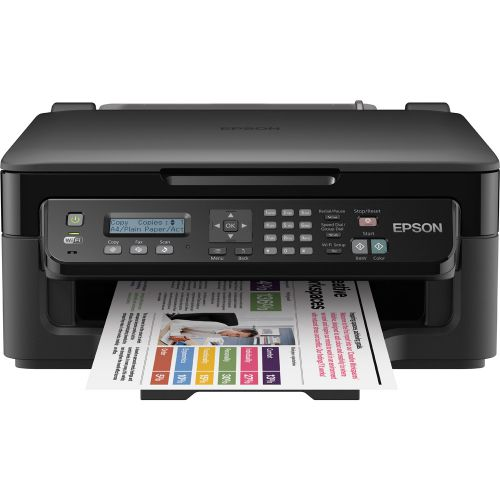 Epson WorkForce WF2510WF