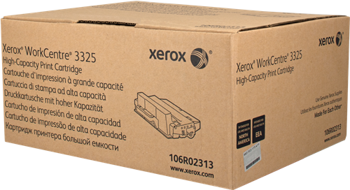 Xerox 106R02313 Black Toner 11K pages