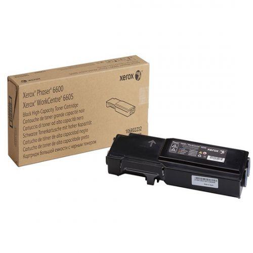Xerox 106R02232 Black Toner 8K