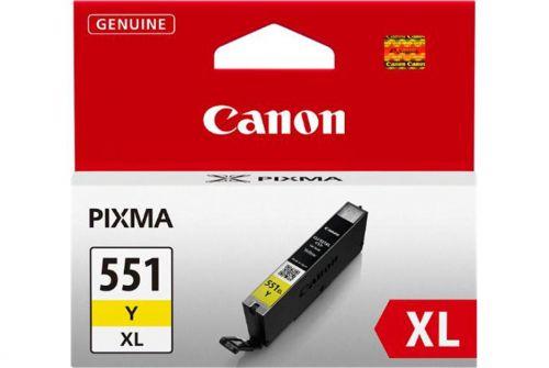 Canon 6446B001 CLI551XL Yellow Ink 11ml
