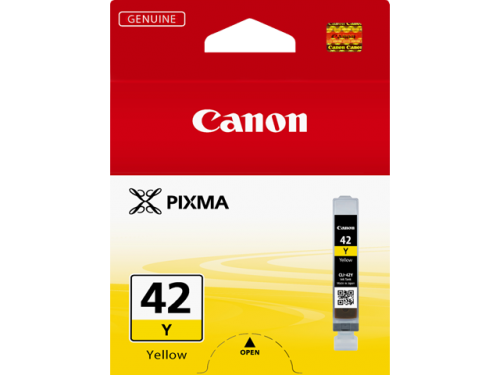 Canon 6387B001 CLI42 Yellow Ink 13ml