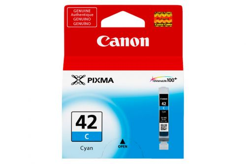 Canon 6385B001 CLI42 Cyan Ink 13ml