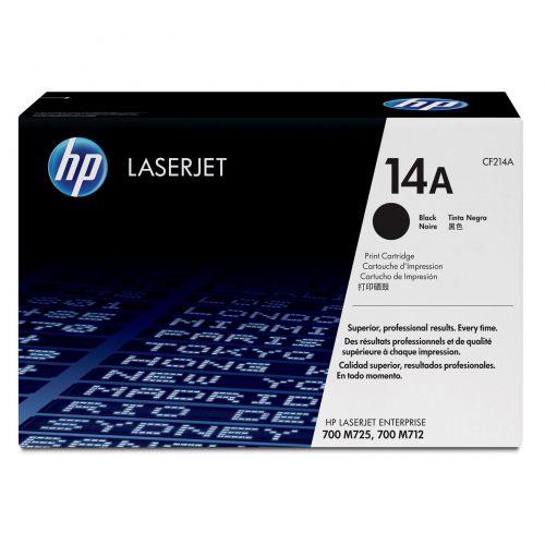 HP 14A Black Standard Capacity Toner 10K pages CF214A