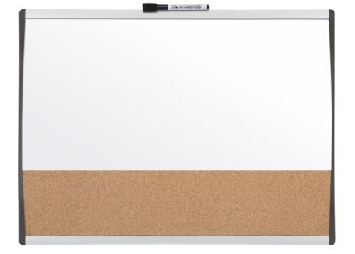 Nobo Quartet Combination Board Arched Frame 585x430mm