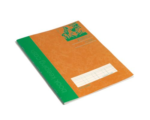 Book-keeping A4 32 Page Printed TCF8 BKC