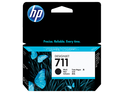 HP CZ129A 711 Black Ink 38 ml