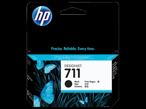 HP CZ129A 711 Black Ink 38 ml