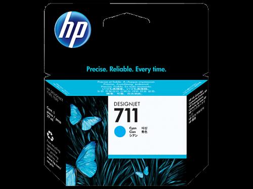 HP CZ130A 711 Cyan Ink 29ml