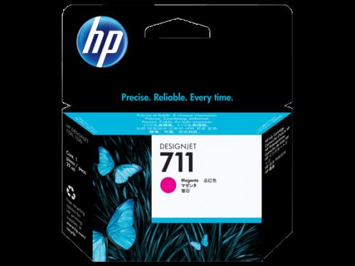 HP CZ131A 711 Magenta Ink 29ml