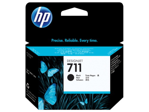 HP CZ133A 711 Black Ink 80ml