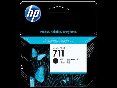 HP CZ133A 711 Black Ink 80ml