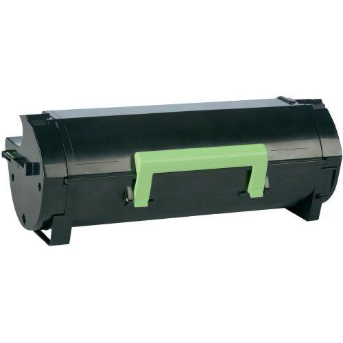 Lexmark 50F2X00 502X Black Toner 10K