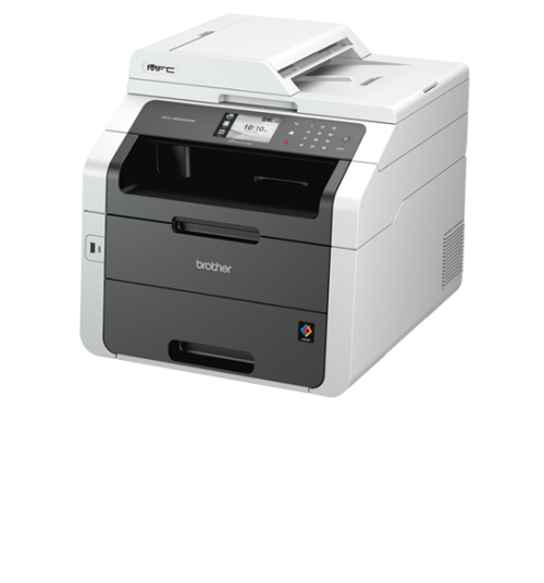 Brother Colour Laser Multifunctional A4  Printer Duplex with Wired and Wi-Fi NetworkRef MFC9330CDW