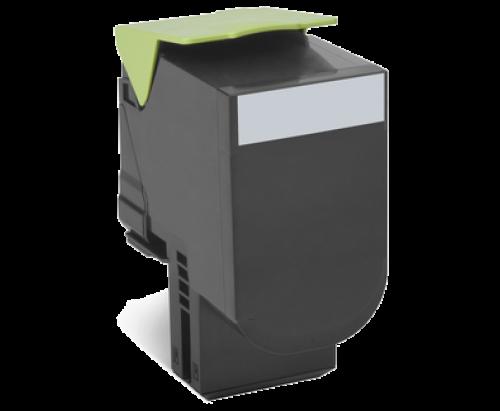 Lexmark 80C2SK0 802SK Black Toner 2.5K