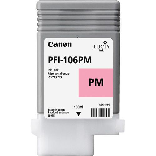Canon 6626B001 PFI106 Photo Magenta 130ml