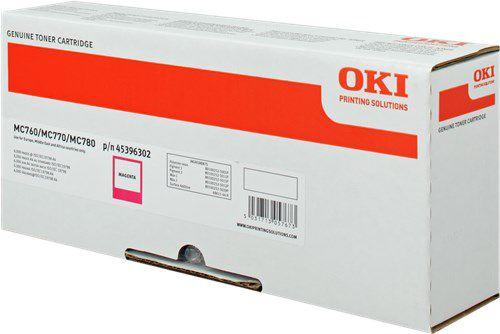 OKI 45396302 Magenta Toner 6K