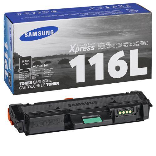 Samsung MLT D116L High Yield Black Toner