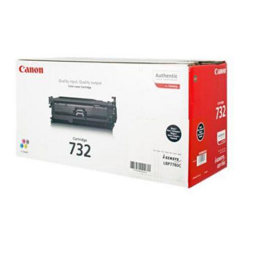 Canon 6263B002 732 Black Toner 6.1K